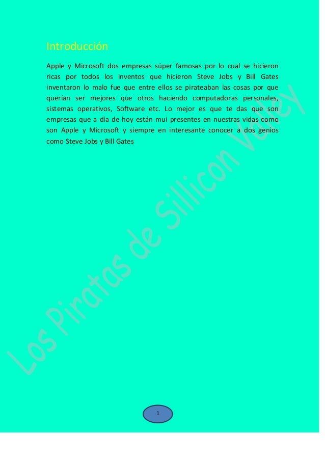Apple y microsoft. pdf Slide 3