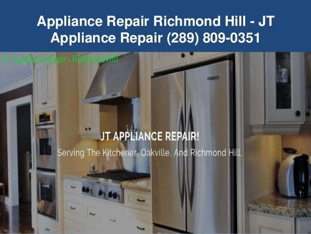 Appliance Repair Richmond Hill