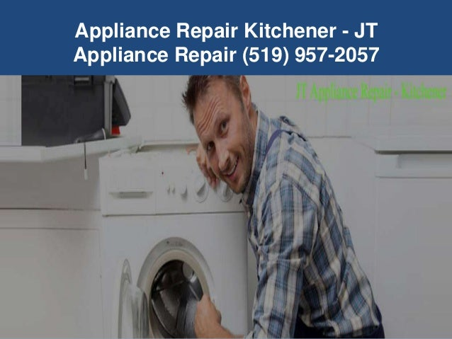 Appliance Repair Kitchener