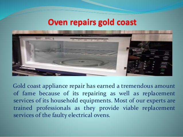 Appliance Repair Gold Coast