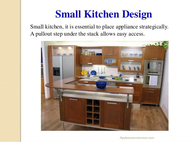 Appliancesconnection.com; 24. Small Kitchen ...
