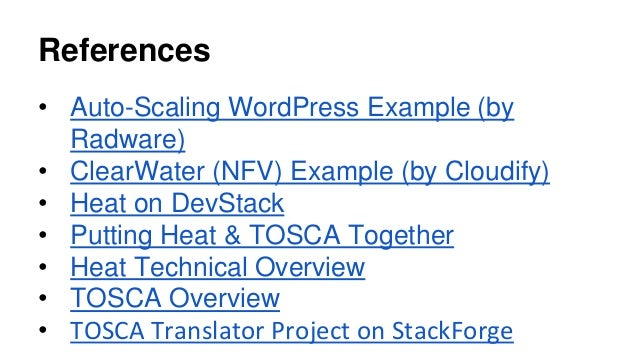 heat orchestration Missing credentials for roles in heat orchestration on openstack  up vote 1 down vote favorite i am trying out heat orchestration on openstack when setting up a single instance stack using the configuration below, i am getting this error:  (if you can log into horizon you have this role) or the heat domain and stack user has not been.