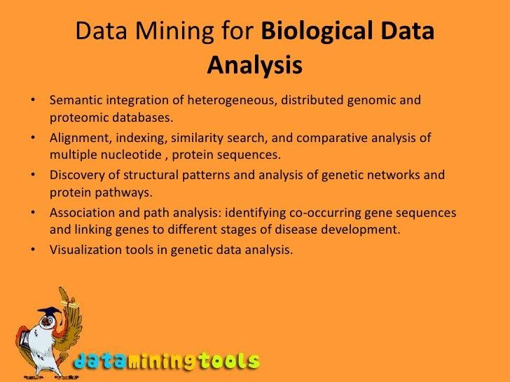 analysis of biological data pdf
