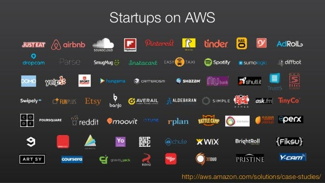 Application Deployment on AWS - Startup Talks June 2015