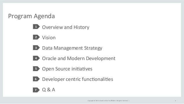 Application Development with Oracle Database Slide 3