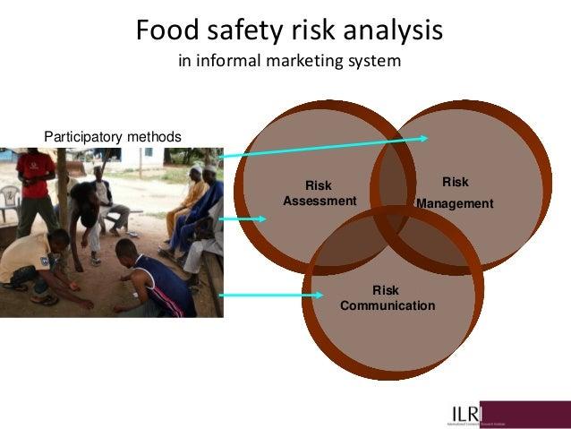 Food safety scheme and risk assessment Essay Sample
