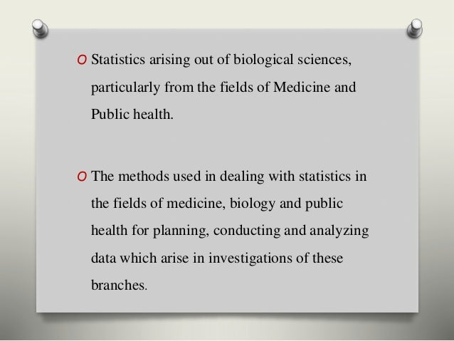 Application of Biostatistics