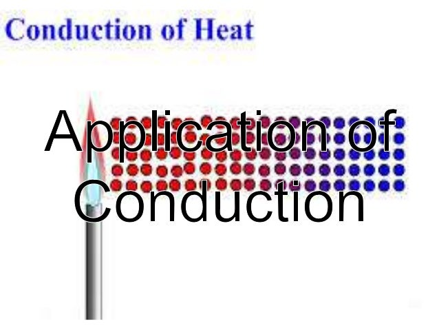 Upper Secondary Physics-Application of Conduction