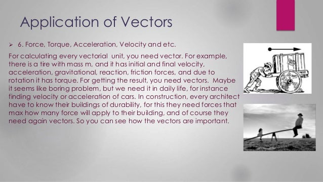 Examples Of Velocity In Everyday Life Application of ...