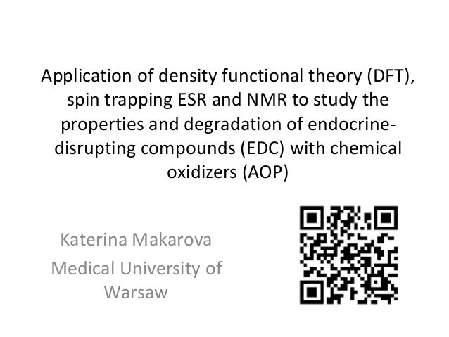 density functional theory dft literature review A simple, exact density-functional-theory embedding scheme abstract: density functional theory (dft) provides a formally exact framework for quantum embedding the appearance of nonadditive kinetic energy contributions in this context poses significant challenges, but using optimized effective potential (oep) methods, various groups have devised dft-in-dft.