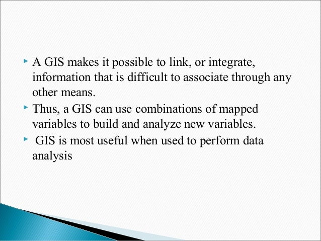 Application of gis and remote sensing in agriculture Slide 3