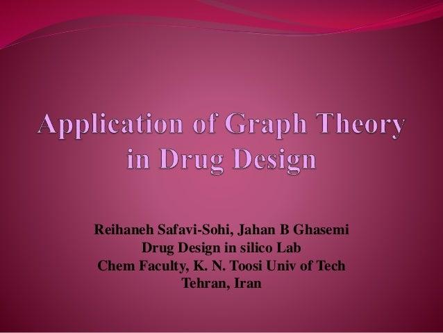 Reihaneh Safavi-Sohi, Jahan B Ghasemi Drug Design in silico Lab Chem Faculty, K. N. Toosi Univ of Tech Tehran, Iran