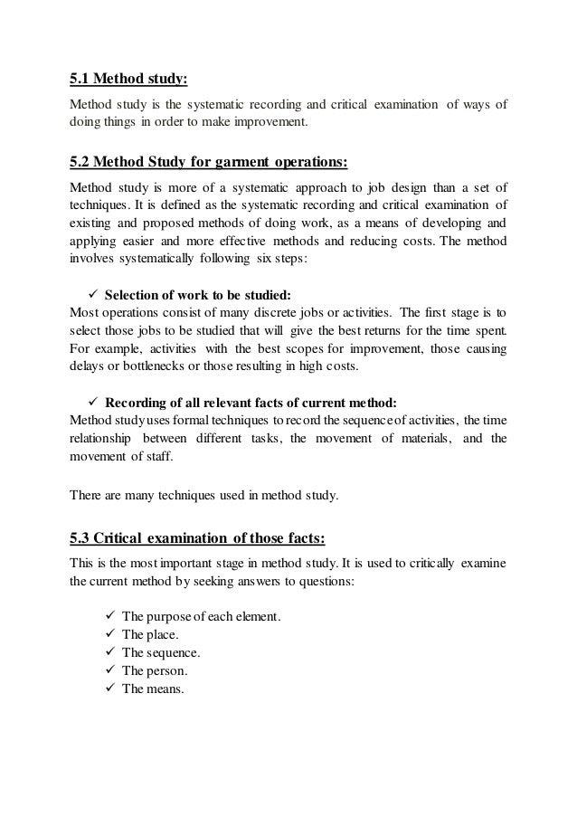 work study in industrial engineering pdf