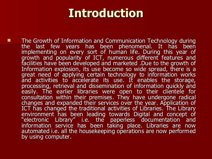 application of information technology it in With strong signs that the it industry will continue to grow across a range of industries it is quickly becoming a very important component which ensures.