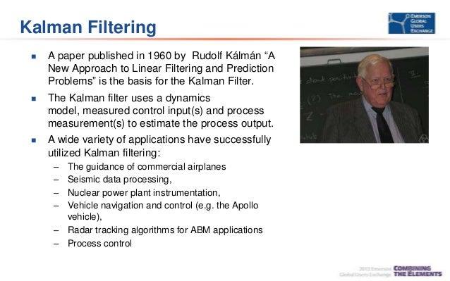 understanding and applying kalman filtering 1 understanding and applying kalman filtering lindsay kleeman department of electrical and computer systems engineering monash university, clayton.