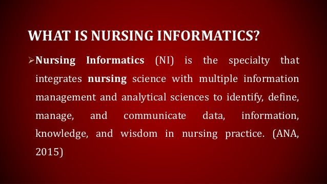 Sample Application Of Nursing Informatics on clip art, tiger competencies for, concept map, knowledge model, paper example,