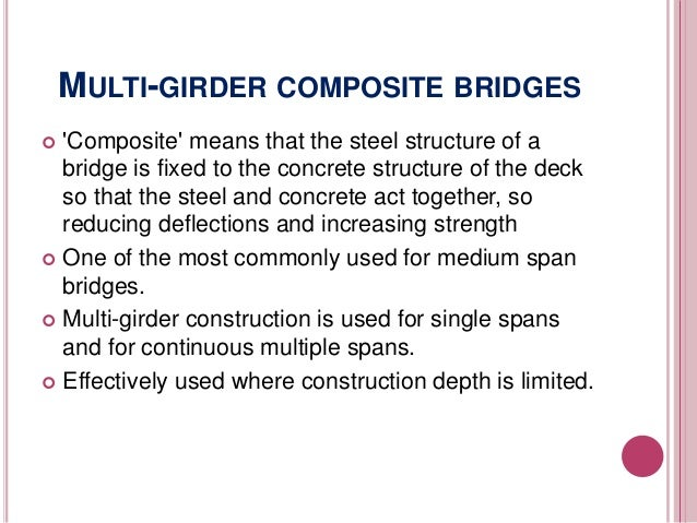 Application of plate girders in steel construction