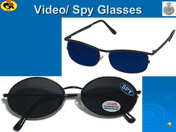 Video/ Spy Glasses