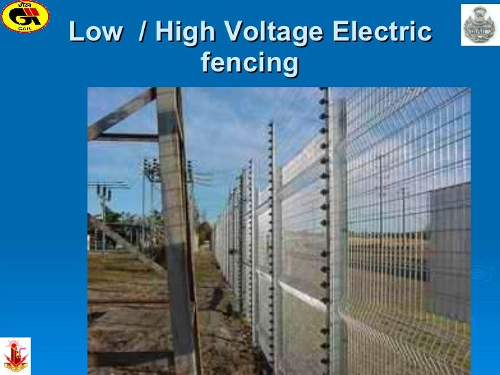 Low  / High Voltage Electric fencing