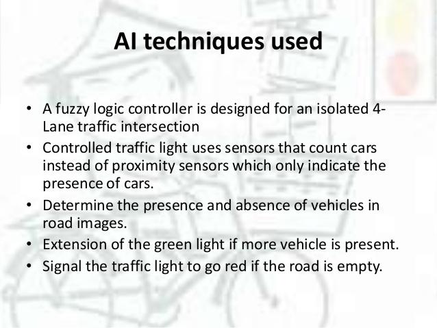 Application of traffic light