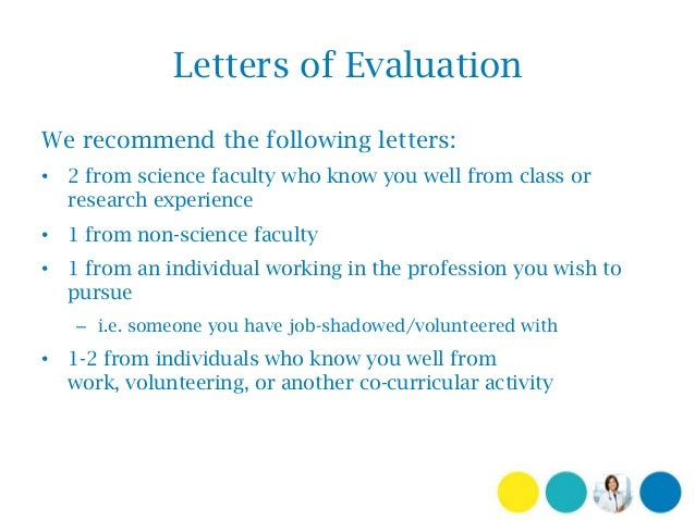 evaluation letter Sample evaluation letter format, or schedule for teaching job candidatesecretary education sent this schedule to candidate for test date and other confirmation of other original documents.