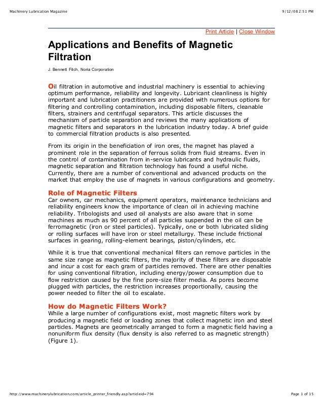 Machinery Lubrication Magazine                                                                                  9/12/08 2:...