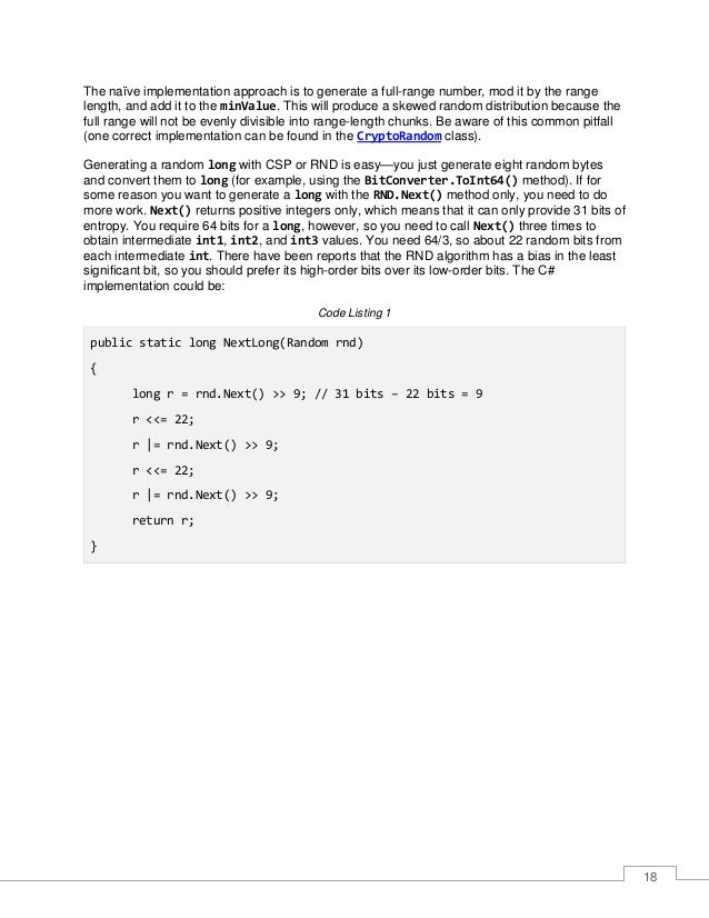 19 Chapter 2 Hashes and MACs Hash functions (hashes) map values from domain A to values from domain B. Domain A is typical...