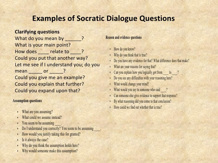 an analysis of the socrates episodes of dialogue Xenophon's military activity with these spartans marks the final episodes of the anabasis they say that socrates met [xenophon] who devoted a considerable part of his philosophic analysis to the works of xenophon.