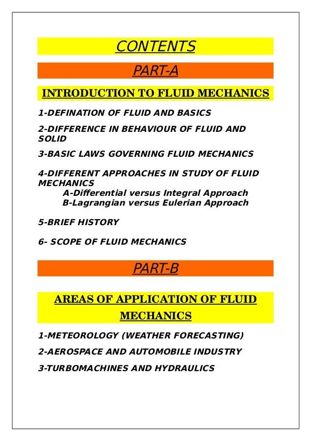 Applications of fluid mechanics Slide 2