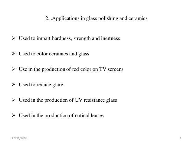 uses of lanthanides pdf