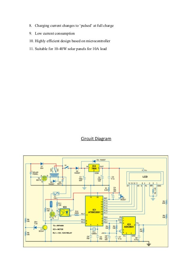 applications of microcontrollerlow battery lock; 2 8 charging