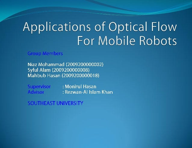 To build a vision based autonomous mobile robot that can navigate to a desired destination avoiding obstacle on its path ...