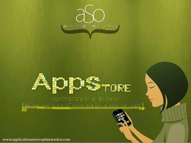 www.applicationstoreoptimization.com