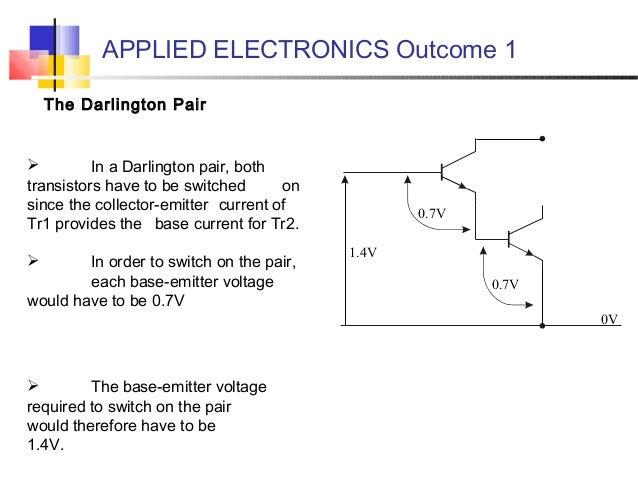 Applied electronics-outcome-1