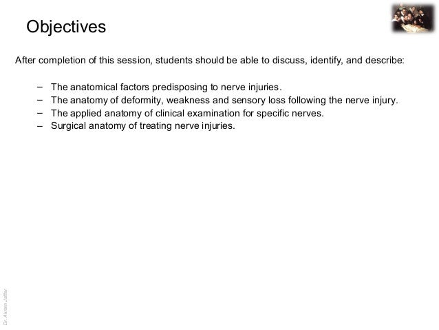 Applied anatomy   ulnar nerve injury Slide 3