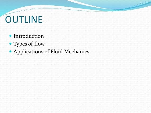 Applied fluid mechanics flows & applications Slide 3