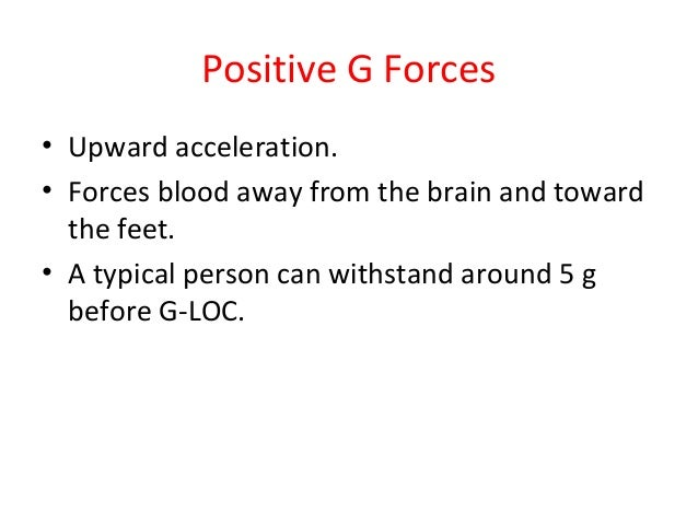 g force in physics The human body, much like the rest of life on earth, has adapted to a terrestrial life in which we are always exposed to the gravitational force of earth (g.