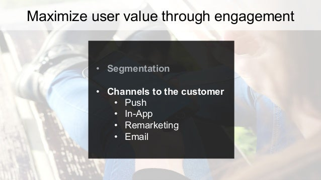 Bring them back and keep them engaged with Push Motivate inactive users to return to your app with targeted, carefully tim...