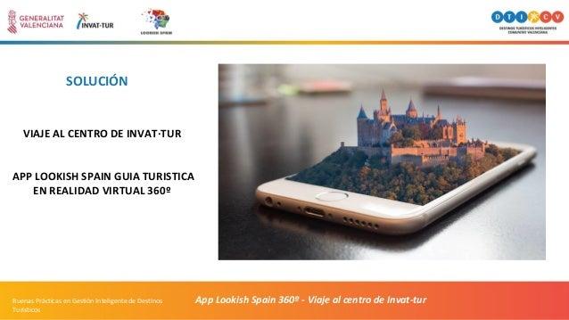 SOLUCIÓN VIAJE AL CENTRO DE INVAT·TUR APP LOOKISH SPAIN GUIA TURISTICA EN REALIDAD VIRTUAL 360º App Lookish Spain 360º - V...