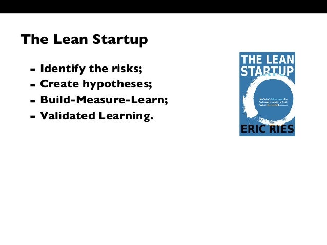 Apply the Lean Startup in B2B to Build Products Businesses Want (Course Slides) Slide 3