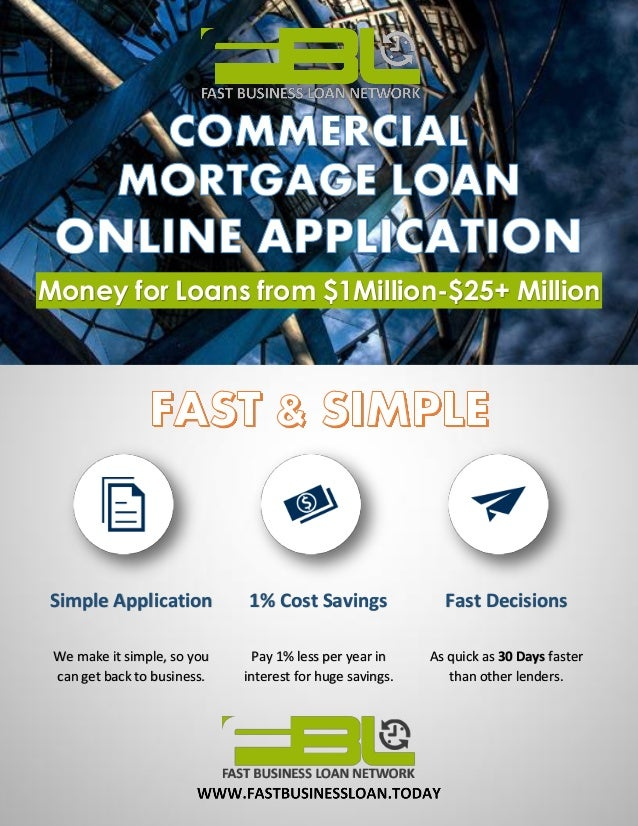 money for loans from 1million 25 million simple application 1 cost savings