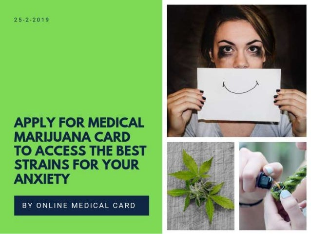 Anxiety is one of the major reasons people use cannabis. Medical marijuana's legalization has helped a lot of people suffe...