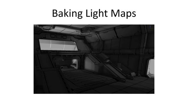 Baking Light Maps