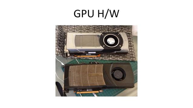 GPU H/W