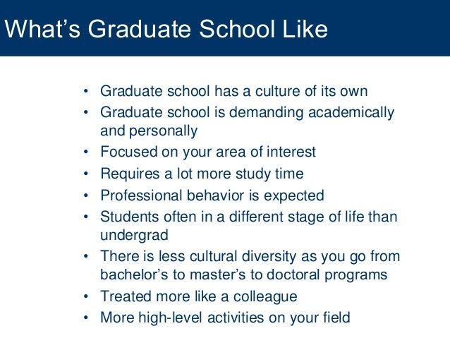 What Should I Study In Grad School