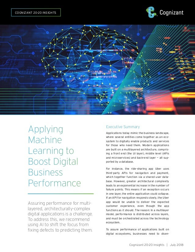 Applying Machine Learning To Agricultural Data: Applying Machine Learning To Boost Digital Business