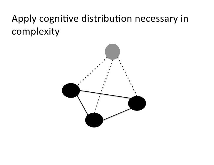 Applying design thinking and complexity theory in agile organizations