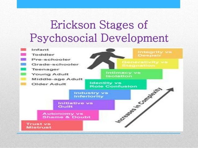 eriksons theory of lifespan development Mmary erikson's psychosocial development theory.