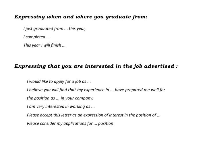 why are you applying for this position
