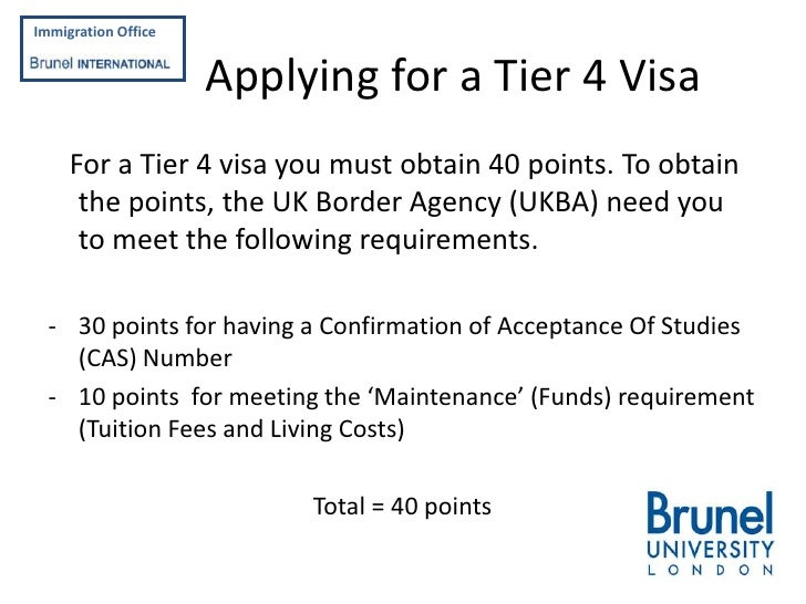 Applying for a tier 4 student visa altavistaventures Images